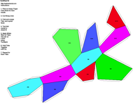 Paper Model Pinacoidal Form (-1)