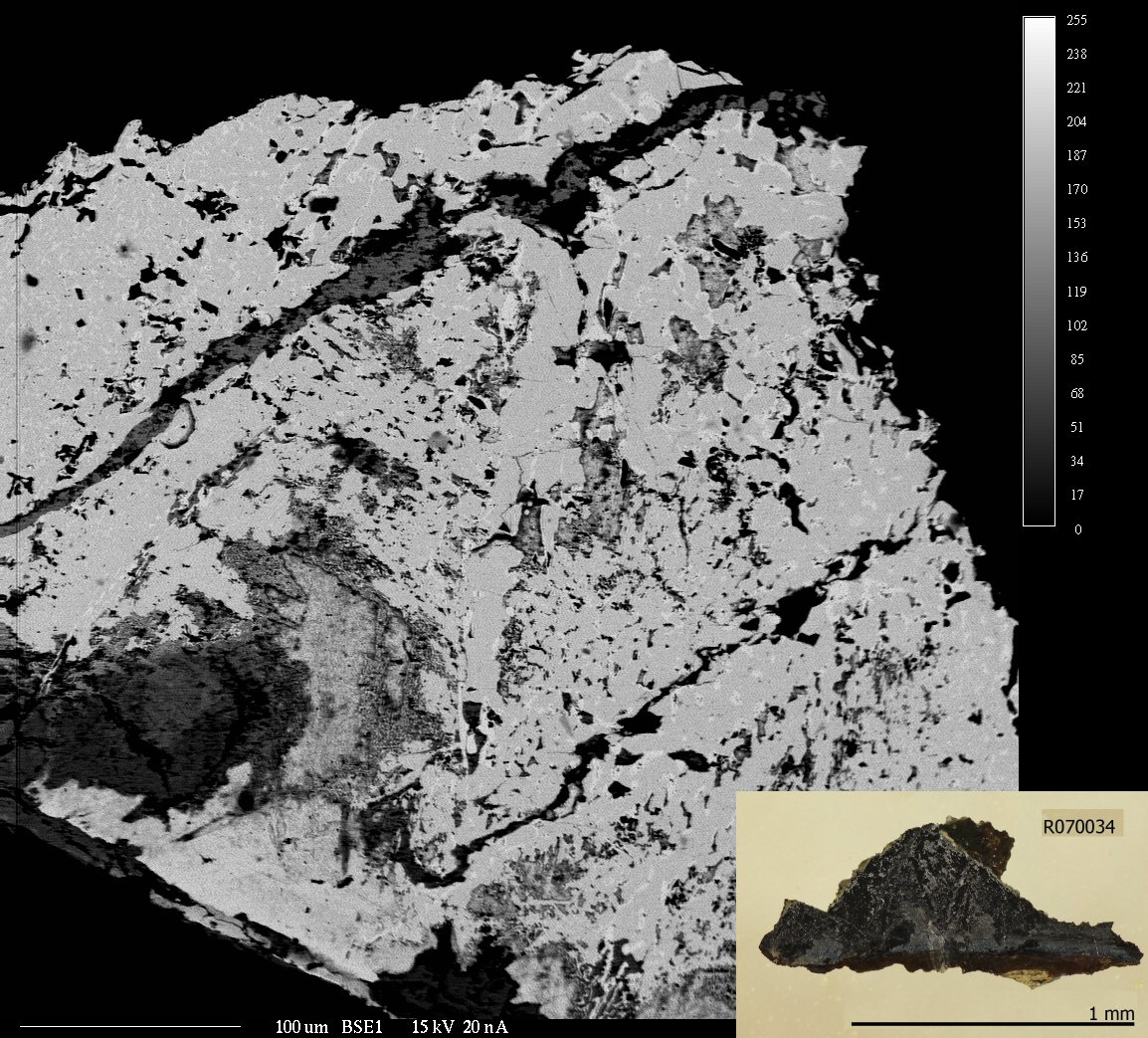 Large Haxonite Image